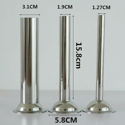 3 X Herstellung Wurst Trichter Füllstoff Hersteller Rohr Manuell Universell DE