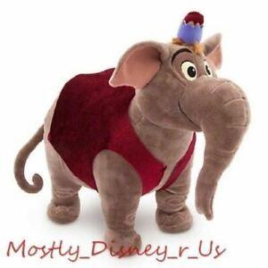 Nuovo Disney Store Esclusivo Aladdin Abu Elefante 13 1.3cm Peluche
