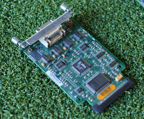 1 of 1 - CISCO WIC-2T 2 ports Serial Interface Card  - 1 YEAR WARRANTY/ TAX INVOICE