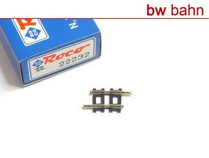 Roco-Fleischmann-pista-n-22232-via-curvadas-r1-6-20-38-mm-compensacion-via-nuevo
