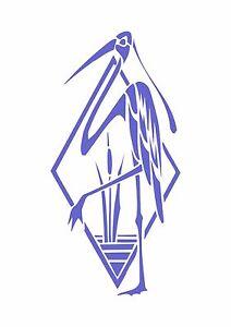 Stylized-Crane-with-Bullrushes-Stencil-350-micron-Mylar-not-thin-stuff-Bird001