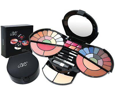 deluxe full beauty cosmetic set makeup starter kit 64