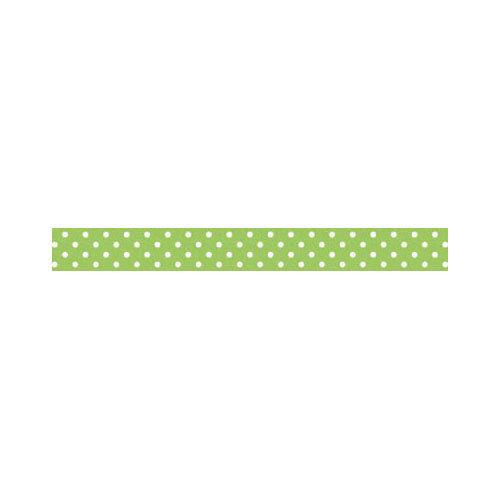 Doodlebug Doodlebug Design  Washi Tape Limeade Swiss Dot 3653