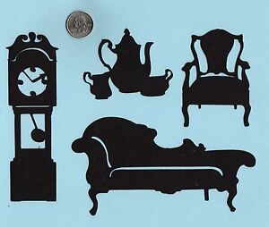 choose victorian furniture. Image Is Loading Cricut-Victorian-Furniture-Die-Cuts-Victorian-Living-Room- Choose Victorian Furniture S