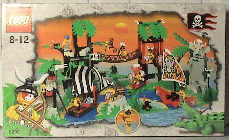 Lego Pirates Islander 6292 Enchanted Island  Nuovo SEALED