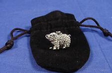 2011 Swarovski SCS Event Polar Bear Tie Tac/Pin