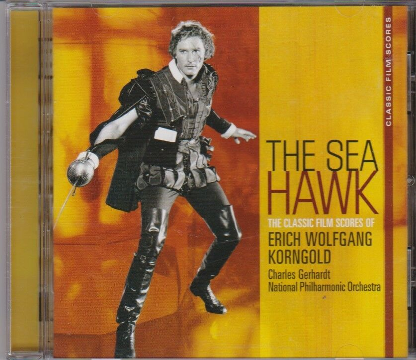 The Sea Hawk: The Classic Film Scores of Erich Korngold (CD, Oct-2010, RCA  Red Seal)