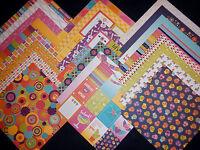 12x12 Scrapbook Paper Cardstock Mexican Festival Fiesta Dia De Los Muertos 24