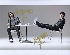 GFA Gaspard Auge & Xavier * JUSTICE * Band Signed Autograph 8x10 Photo EJ3 COA