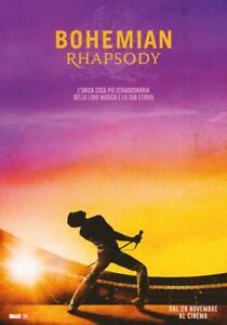 dvd FILM Bohemian Rhapsody