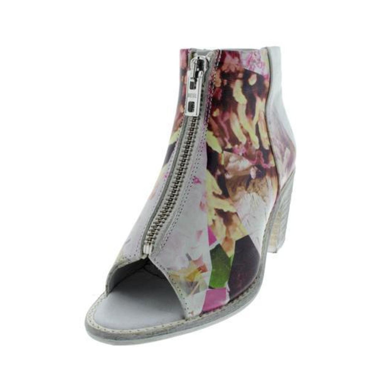 acquista online donna Chelsea Show Show Show Cox Leather Open-Toe Ankle stivali  più economico