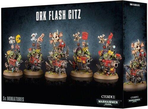 Ork Flash Gitz Warhammer 40K NIB Flipside