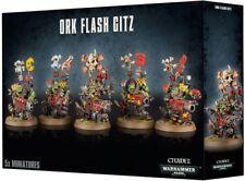 Games Workshop Warhammer 40k Ork Flash Gitz 2014