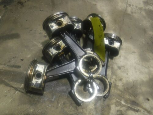 JEEP LIBERTY KJ 2003 3.7 V6 PISTON AND CONNECTING ROD FACTORY SPEC