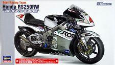 Hasegawa BK1 Honda RS250RW 2009 WGP250 CHAMPION 1/12 Scale Kit