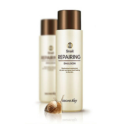 SECRET KEY ® Snail Repairing Emulsion 150ml
