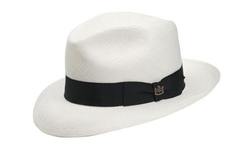6757 Biltmore Panama Supreme With Biltmore Travel Hatbox