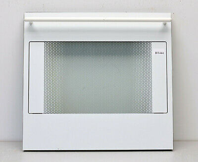 Tür Backofentür für Standherd Backofen 49,5 x 45,5 cm weiß
