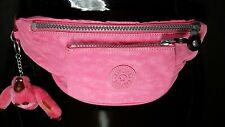 Kipling Fanny Pack, waist pack, Vibrant pink