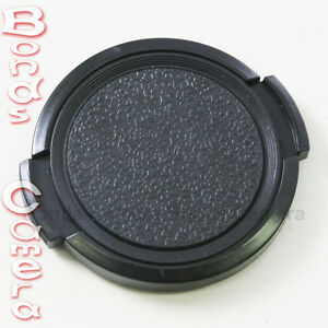 Image Is Loading 62 Mm 62mm Snap On Front Lens Cap