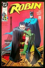 ROBIN  #1 Mini Series (1991 DC Comics) Comic Book, VF