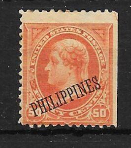 FILIPINAS-YVERT-N-160-ADMINISTRACIoN-AMERICANA