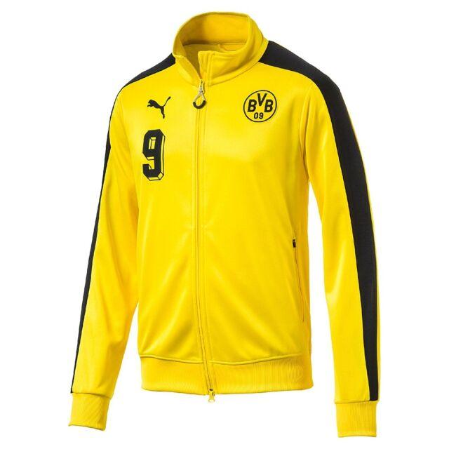 Puma BVB T7 Jacket 751825 01 Borussia Dortmund 09 gelb