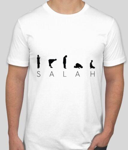 Salah//Prayer Islamic Graphic Shirt Made in USA more options at ihsancompany.com