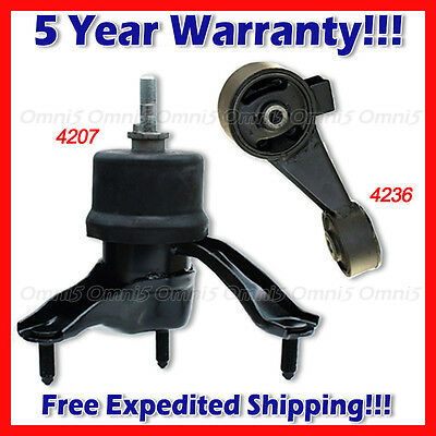 Motor /& Trans Mount 4PCS 04-06 for Lexus ES330//for Toyota Camry 3.3L Japan Built