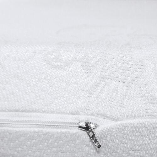 Schadstofffrei Unser Sandmännchen Matratze mit eingenähten Stickereien