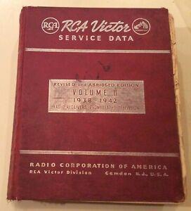 Rca Victor Service Data 1938