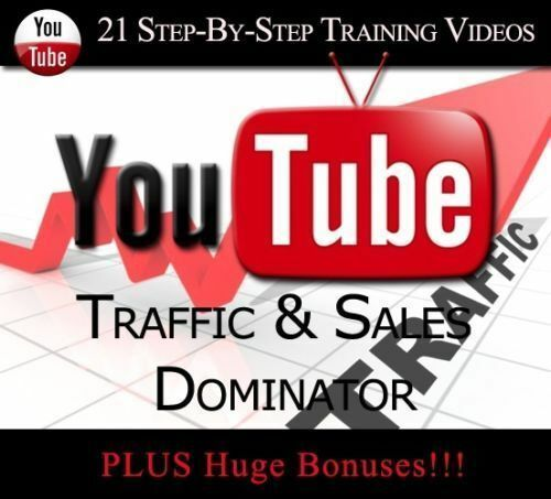 Learn How To Get Website T-R-A-F-F-I-C /&Sales Using You-Tube 21 Training Video