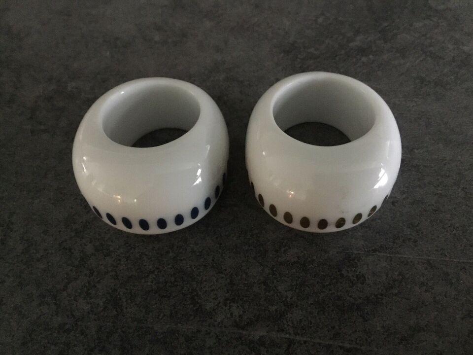 Fingerring, andet materiale, Rikke Jacobsen
