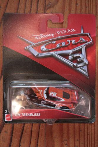 Reb Meeker Cruz Ramirez Fillmore Disney Pixar Cars 3 McQueen Storm Flo