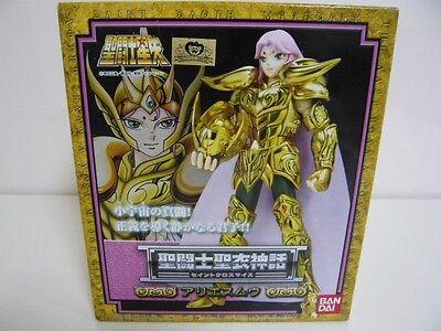 SAINT SEIYA MYTH GOLD CLOTH ARIES MU Action Figure muu BANDAI MITH NEW JAPAN