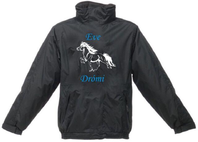 PLAIN HORSE SHOW JUMPING REGATTA DOVER RIDING JACKET WATERPROOF HOOD