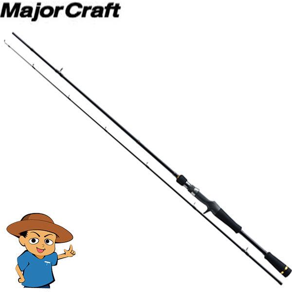Major Craft FIRSTCAST FCC-662M Medium 6'6  bass fishing baitcasting rod