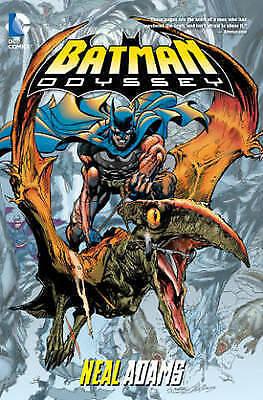 1 of 1 - Batman Odyssey by Neal Adams (Paperback, 2013)