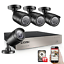 ZOSI-1T-8CH-Firm-Shell-1080N-1500TVL-Home-CCTV-Security-Camera-System-TVI-System