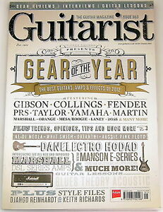 GUITARIST-MAGAZINE-January-2013-Gear-of-the-Year-Gibson-Collins-Fender-PRS-BOSS