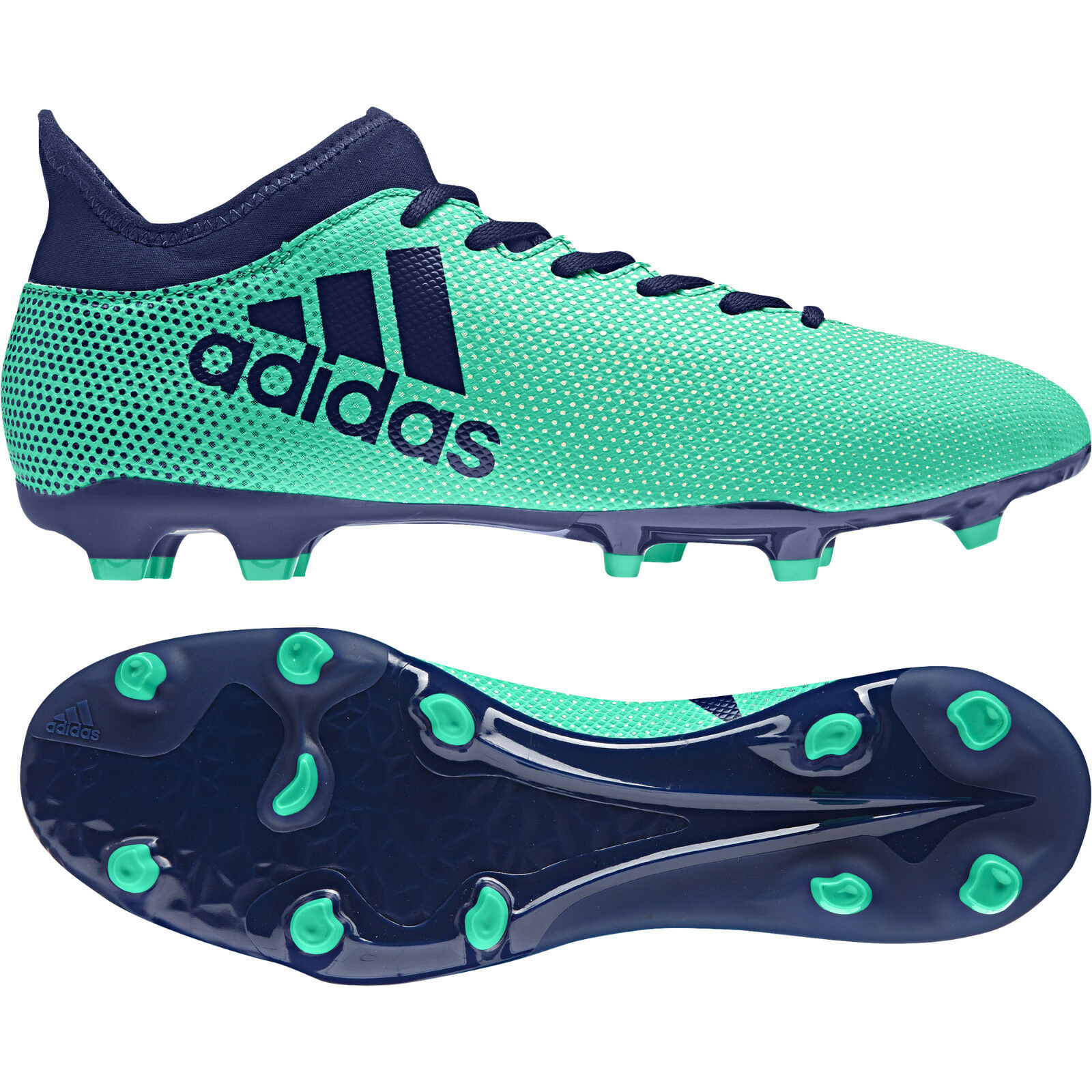 Adidas Men Boots shoes Soccer Cleats X 17.3 Firm Ground Football Boots CP9194