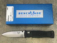 Benchmade 530 Pocket Knife Pardue Design Axis Lock Spear Point Plain Edge