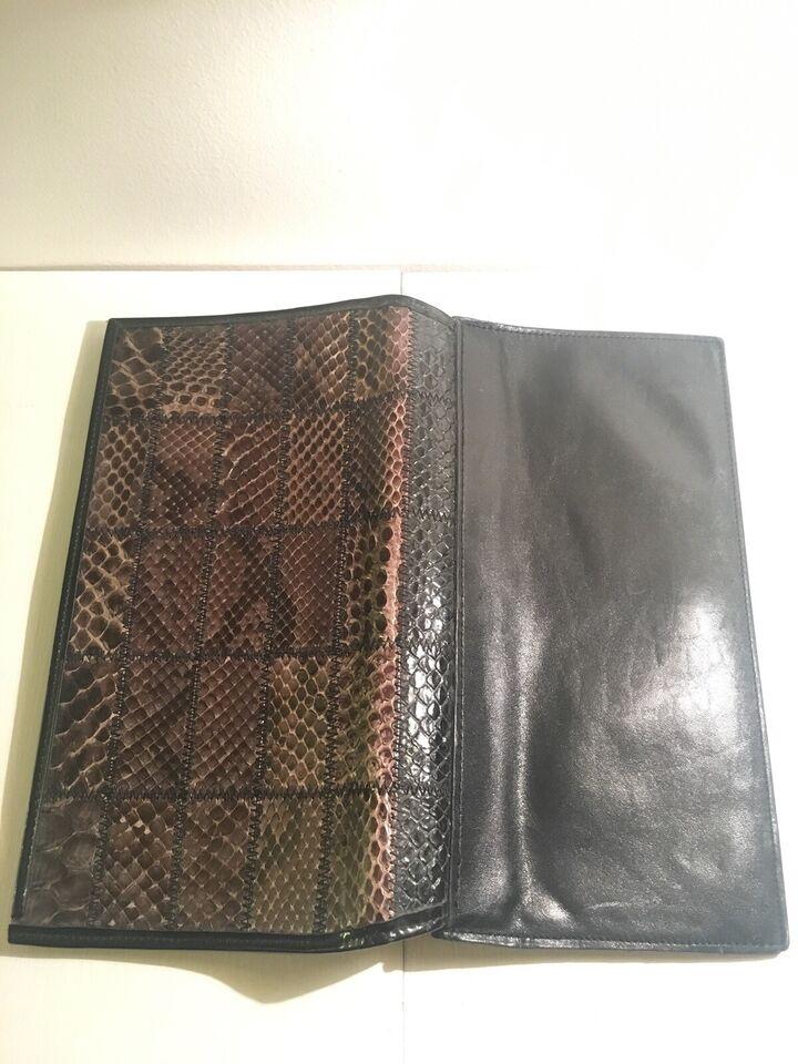 Clutch, Vintage, slangeskind