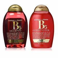 OGX Moisture + Vitamin B5 (Shampoo & Conditioner Set) 13 Oz Each