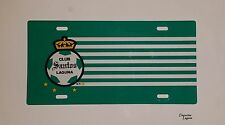 CLUB SANTOS LAGUNA VANITY CAR LICENSE PLATE                 MEXICO SOCCER FUTBOL