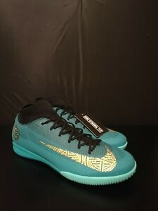 best loved 35adf 57e45 Image is loading Nike-Mercurial-Superfly-X-VI-Academy-CR7-IC-