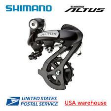 Shimano Rd-m310 Altus 7 8 Speed Rear Derailleur - Black