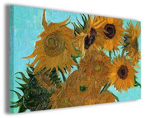 Quadro Vincent Van Gogh vol IX Quadri famosi Stampe su tela ...