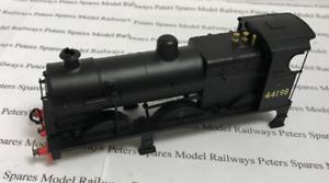 Hornby-H133-Railroad-Fowler-4F-0-6-0-Loco-Body-BR-Black-No-44198