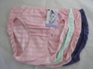 ac409ba5639e Jockey seam free matte shine set/4 purple pink green hi cut panties ...